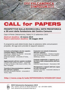 poster CALL FOR PAPERS - IT