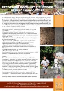 volantino_fieldwork 2015_valcamonica